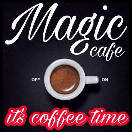 ΜΑGIK CAFE